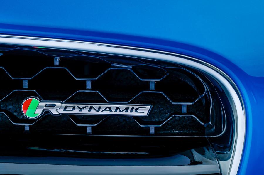 Jaguar F-Type R-Dynamic badging