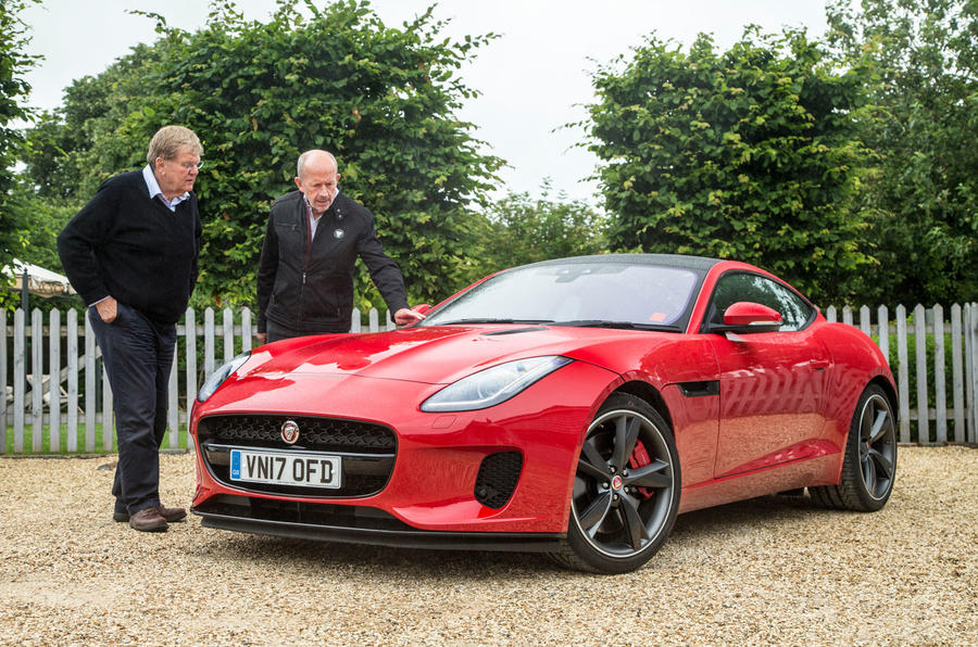 Opinion Is The Fourcylinder FType A Proper Jaguar Sports Car - 4 cylinder jaguar