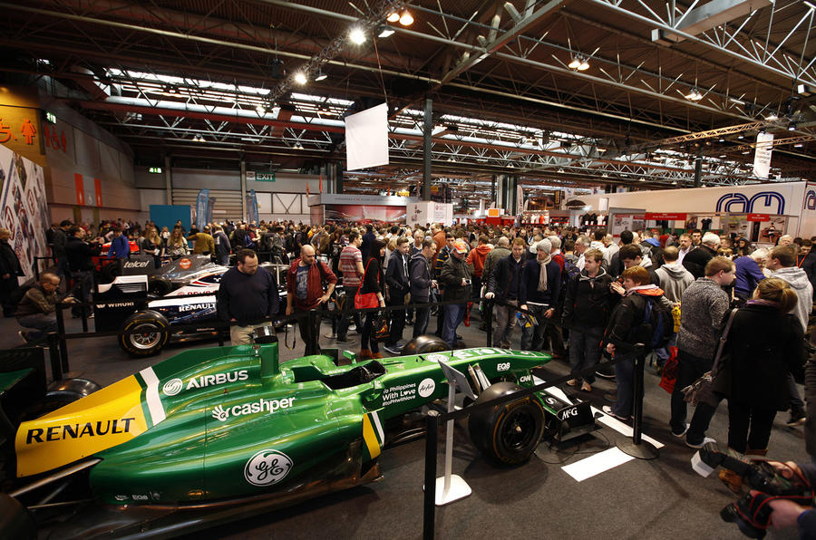 Ten Things To See At The 2015 Autosport International Show Autocar
