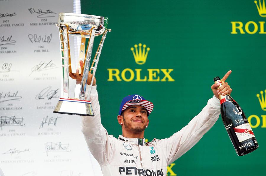 Formula 1 2016 predictions Hamilton