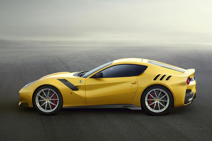 2015 Ferrari F12tdf revealed with 770bhp - plus new video ...
