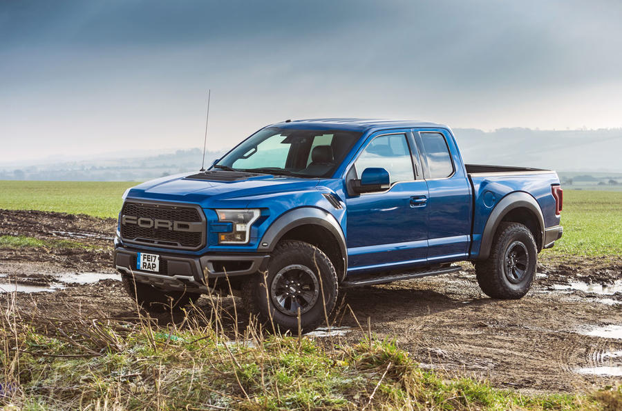 Ford F 150 Raptor Vs The Cotswolds Us Truck On Uk Roads Autocar