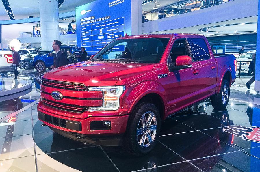 car specs automotive diesel date news release engine raptor ford