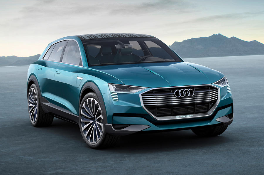 2018 audi electric suv. unique audi audi etron quattro concept on 2018 audi electric suv e