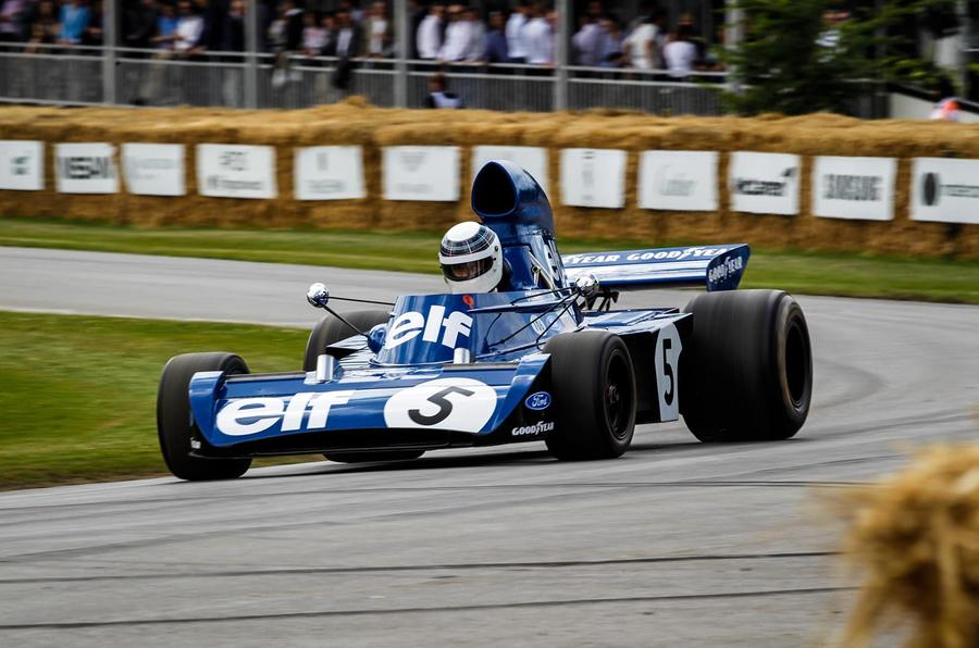 TYRRELL-COSWORTH 006