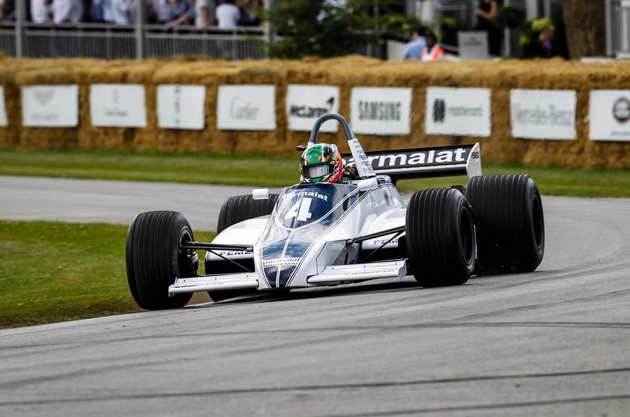 BRABHAM-COSWORTH BT49