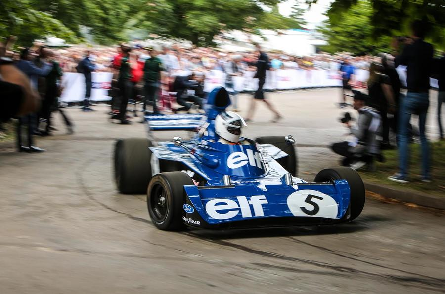 TYRRELL-COSWORTH 003