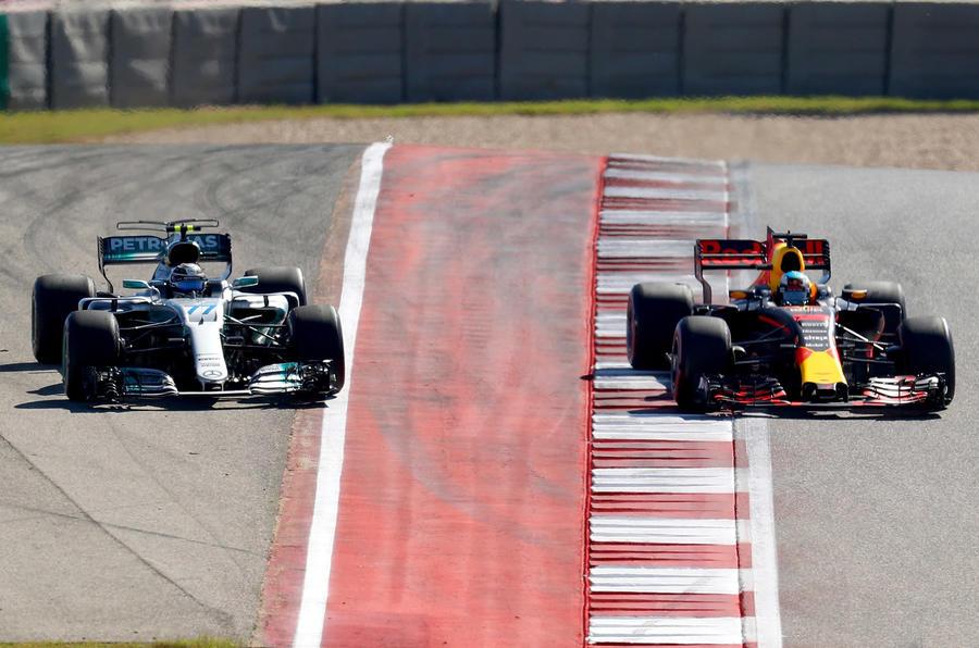 F1 overtaking