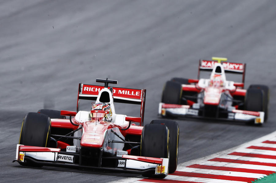 Leclerc F2 Austria