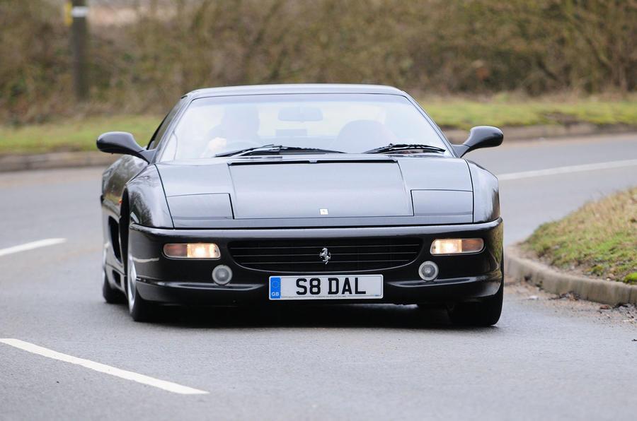 Ferrari 355 reliability