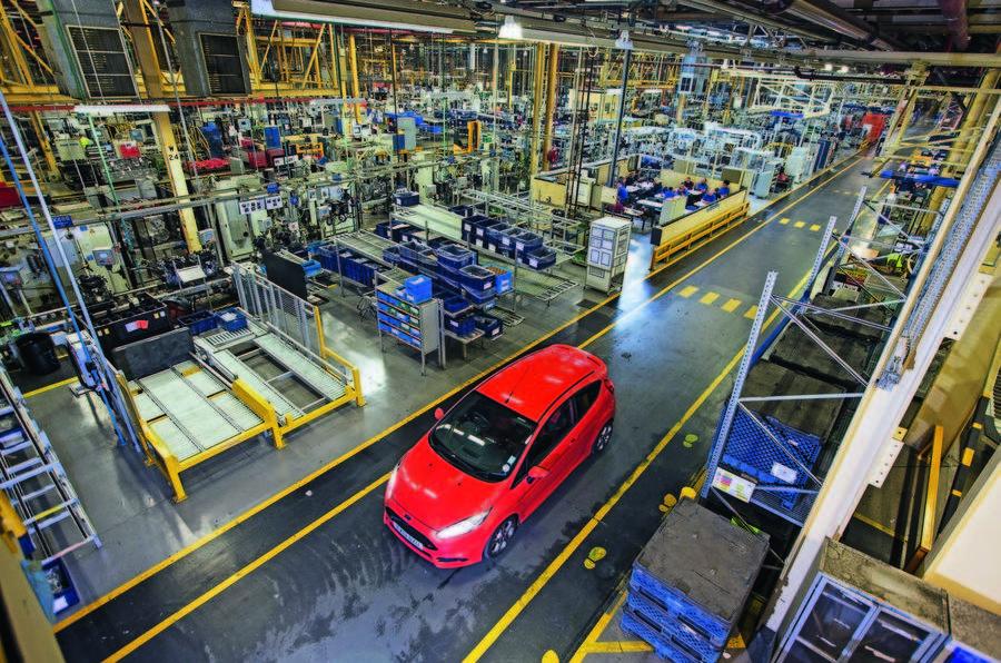 Ford Bridgend plant