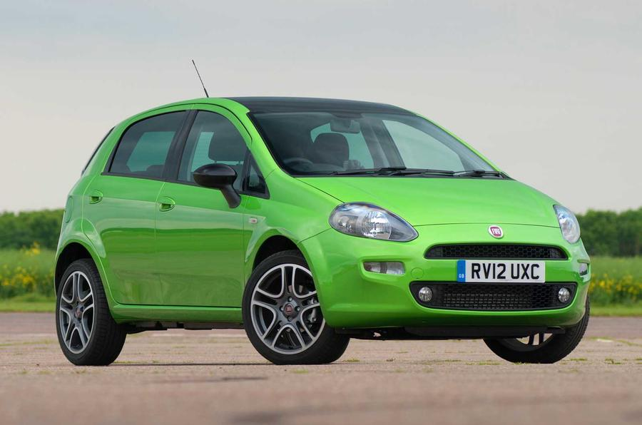 Fiat Punto taken off sale after 13 years