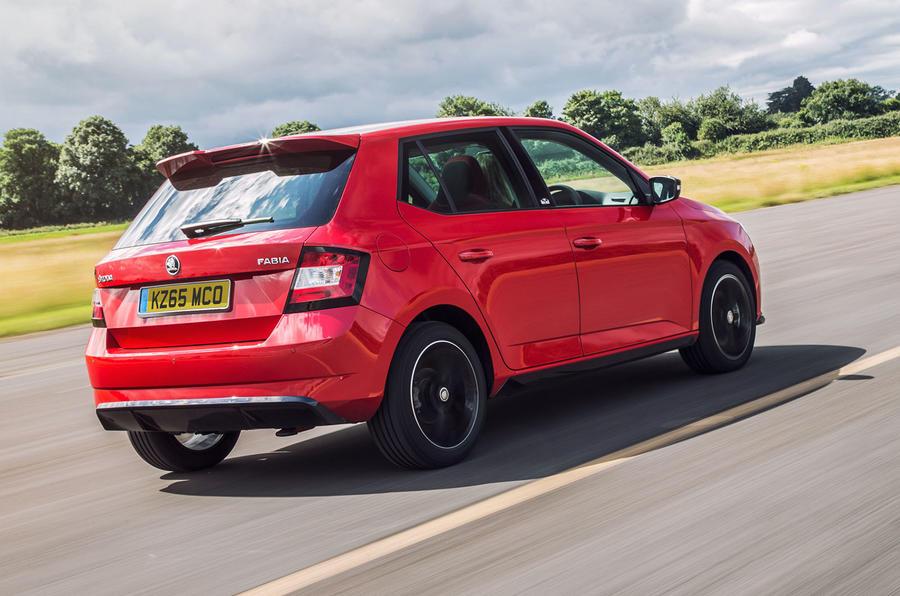 2016 skoda fabia 1.2 tsi 90 monte carlo review review | autocar