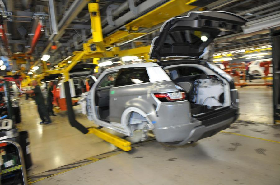 Jaguar Land Rover boss issues fresh hard Brexit warning