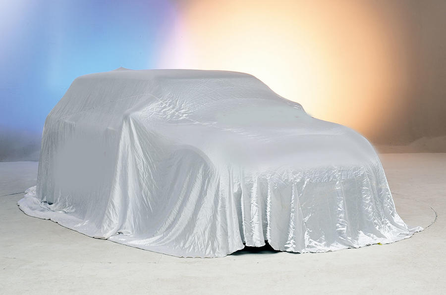 Next-gen Focus ST under wraps