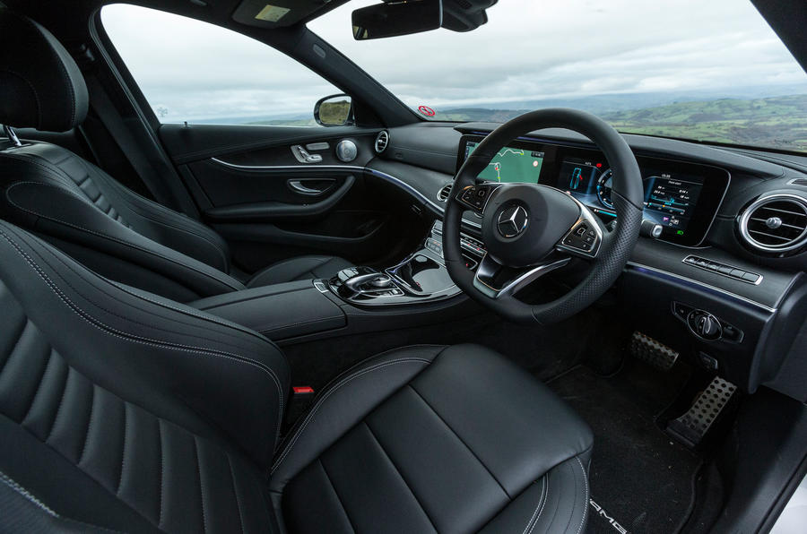 McLaren 570GT vs Volkswagen Golf GTI vs Mercedes-Benz E-Class Estate: road test of the year