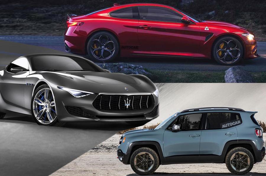 Fiat Chrysler 2018 - 2022