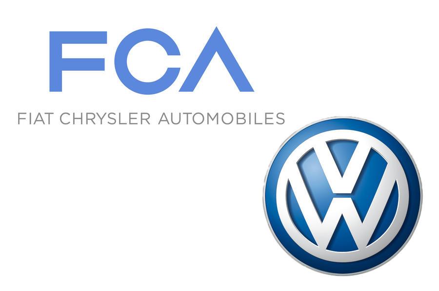 The Volkswagen Group / Fiat Chrysler Automobiles