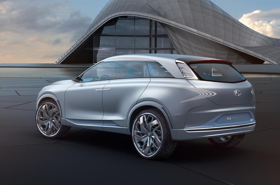 Hyundai Hydrogen Car Uk