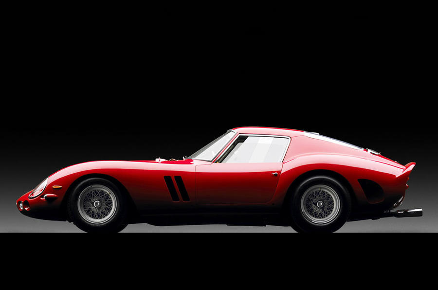13: 1962 Ferrari GTO