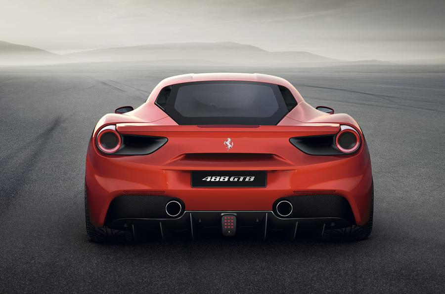 2015 Ferrari 488 GTB unveiled  Autocar