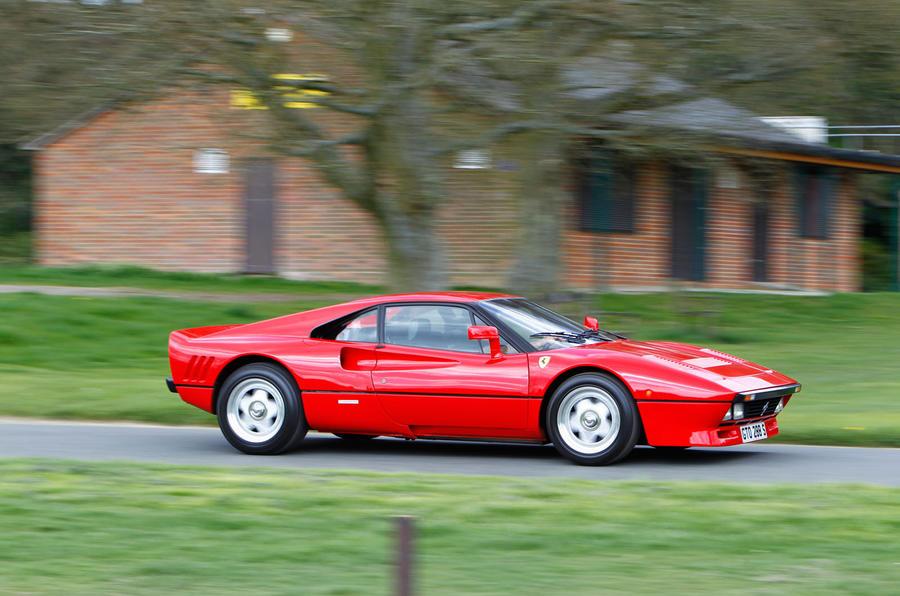 4: 1984 Ferrari 288 GTO