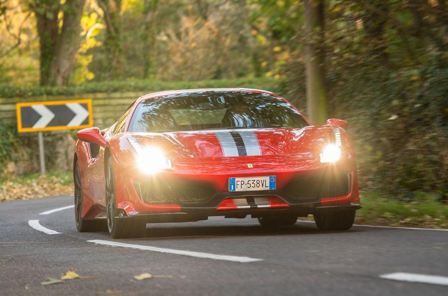 Ferrari 488 Pista 2018 Uk Review Autocar