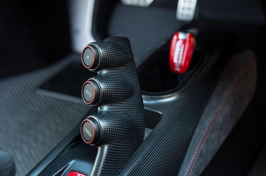 Ferrari 488 Pista 2018 UK first drive review - carbon fibre