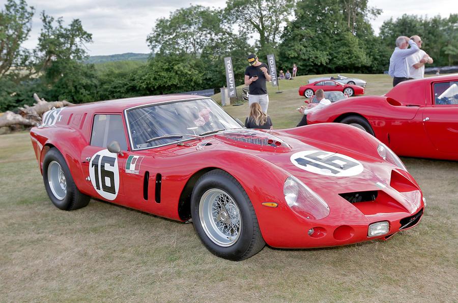 250 GT 'BREADVAN'