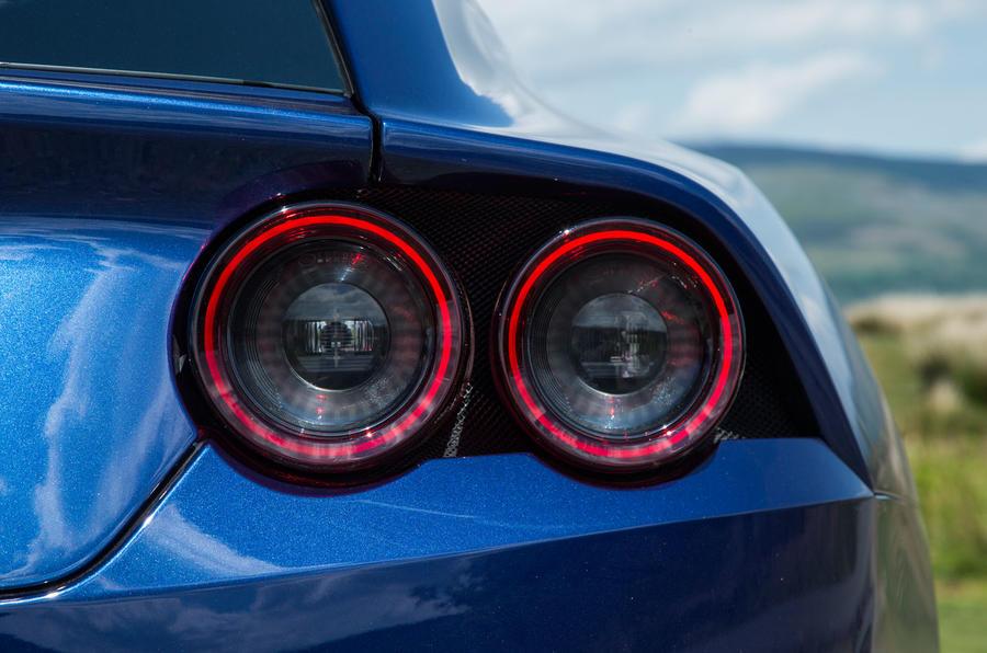 Ferrari GTC4 Lusso rear lights