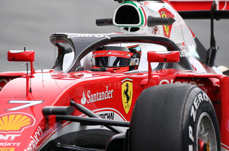 Ferrari F1 halo 2016 ... & The halo effect - Formula 1 is right to look at ways to protect its ...
