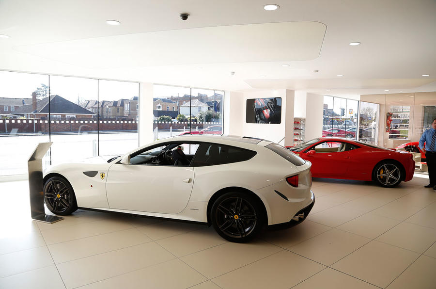 Ferrari Ff Long Term Review Autocar