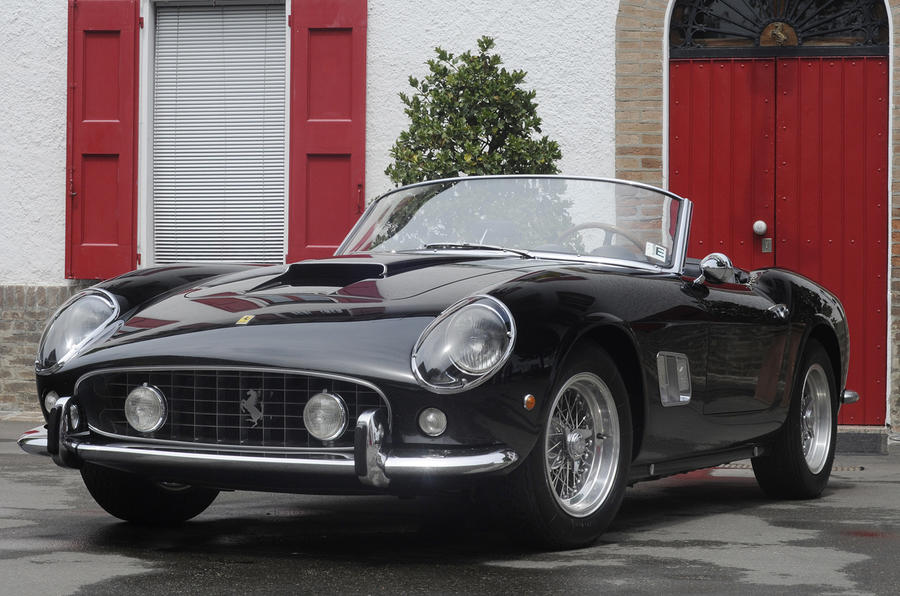 The 12 most expensive cars sold at auction  Autocar