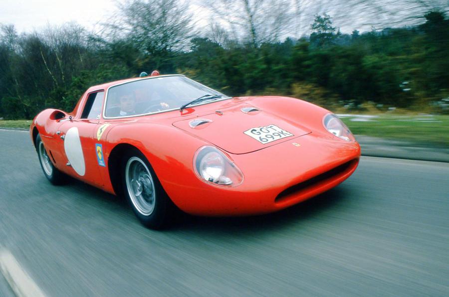 89: 1963 Ferrari 250 LM