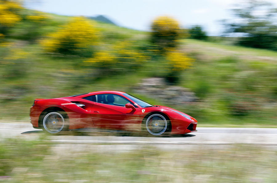 62: 2015 Ferrari 488 GTB - NEW ENTRY