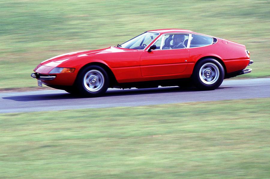 25: 1968 Ferrari Daytona