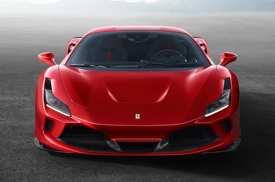 New Ferrari F8 Tributo Is Fastest Mid Engined Ferrari Yet