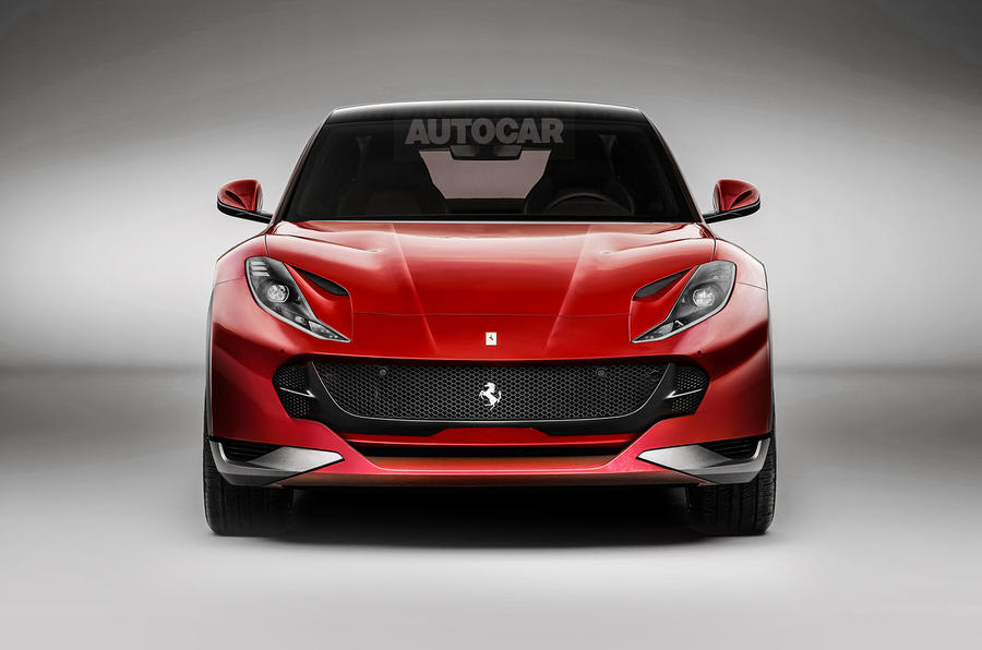 Ferrari Boss Suv Like Vehicle Will Quot Probably Happen