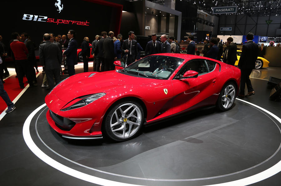ferrari considering all new model for line up autocar. Cars Review. Best American Auto & Cars Review