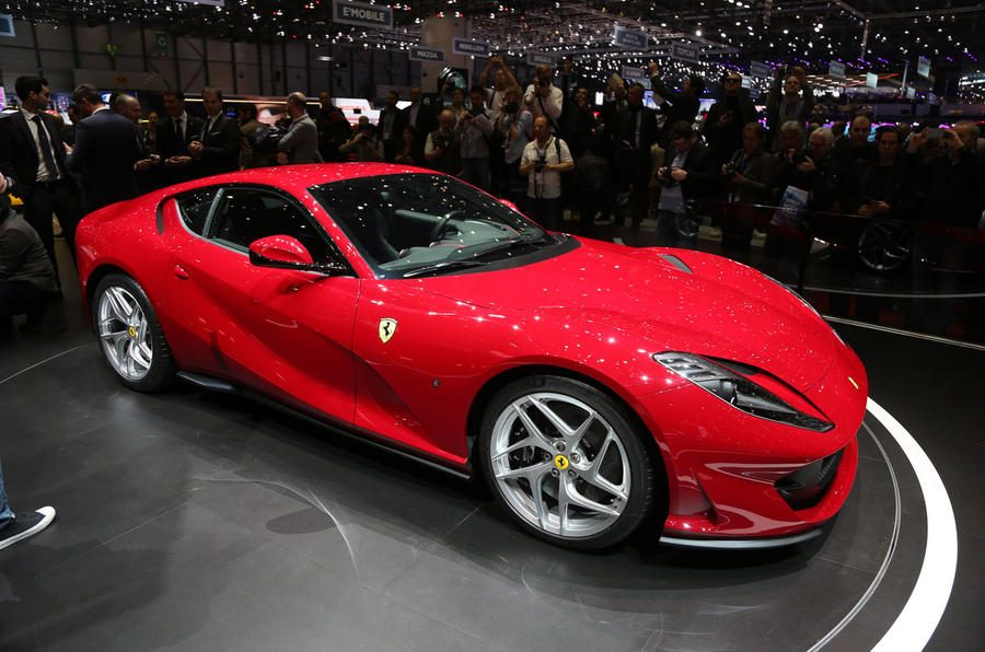789bhp Ferrari 812 Superfast