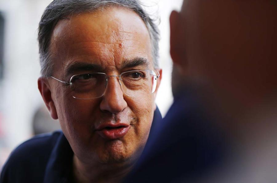 Fiat Chrysler CEO lays out grand plan before he retires