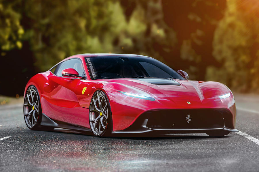 Ferrari Plans Hybrid Models And New Common Architecture