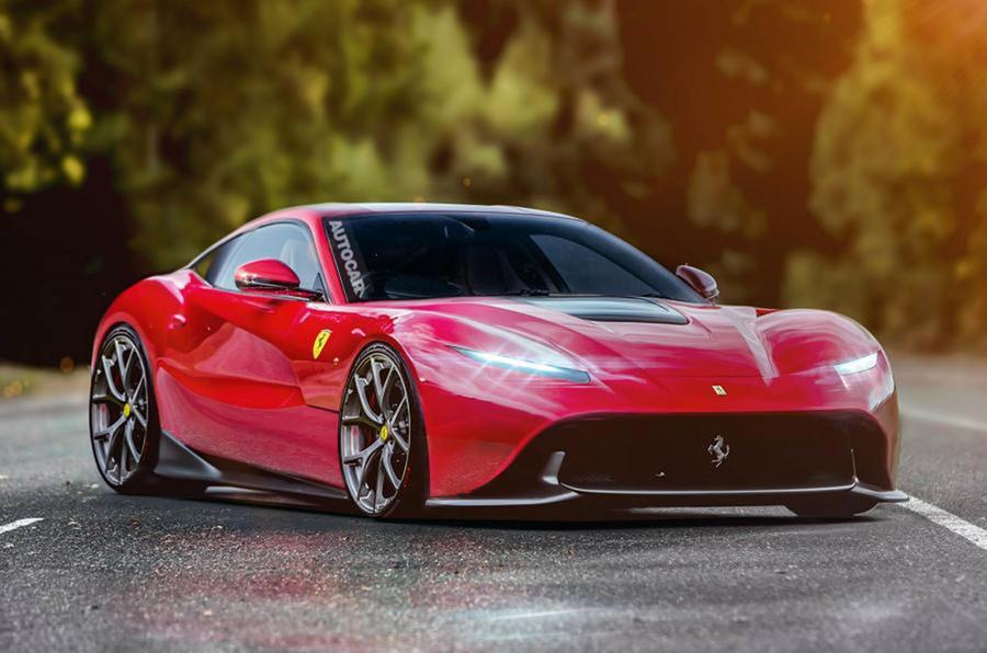 Ferrari hybrid