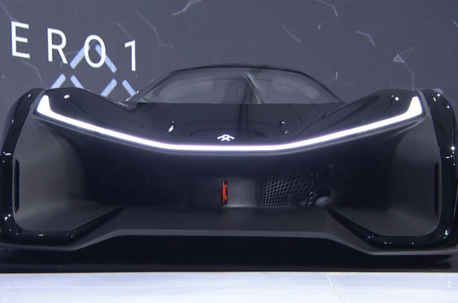 Faraday Future FFZERO1