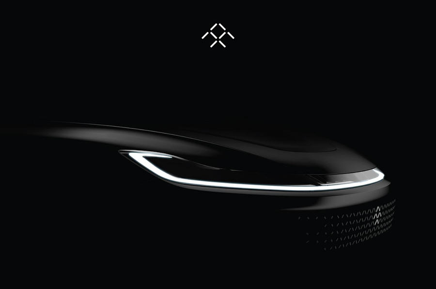 Faraday Future reveals pre-production prototype