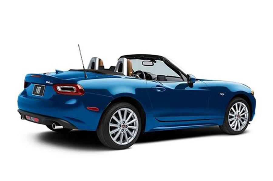2018 FIAT 124 Spider - Convertible Sports Car