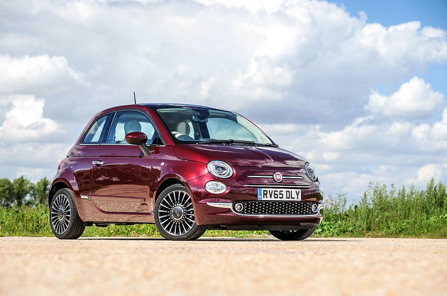 3.5 star Fiat 500