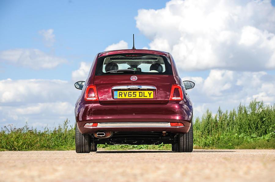 £12,640 Fiat 500