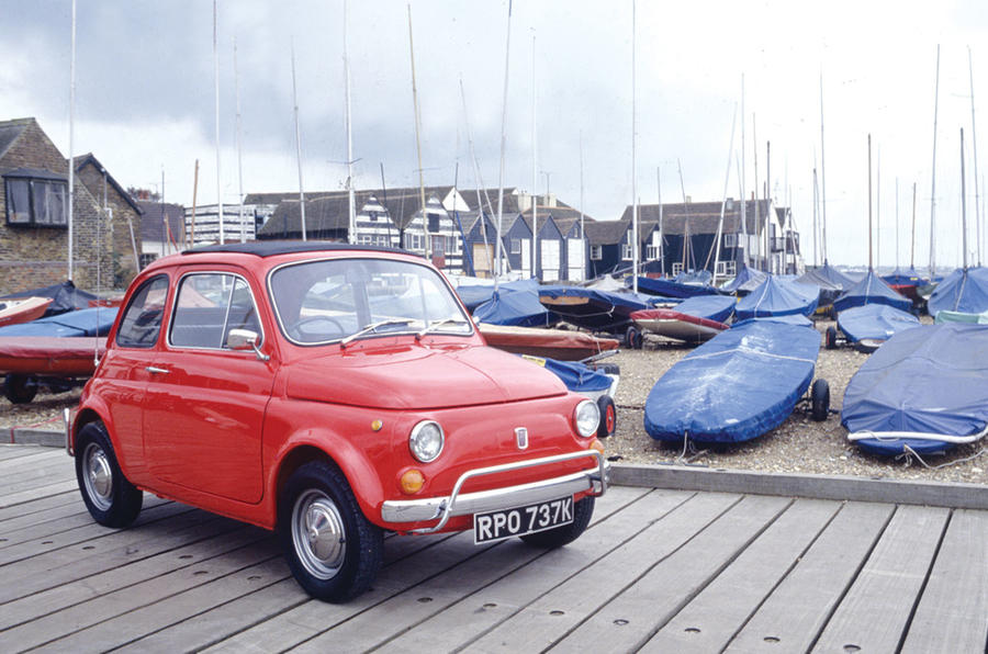 Icon of icons: Autocar Awards Readers' Champion - Fiat 500