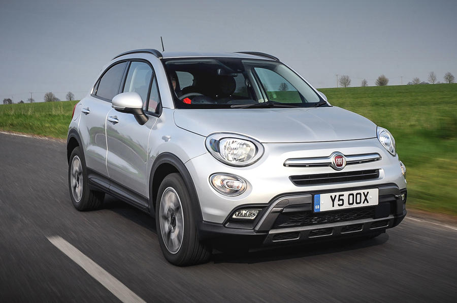 Fiat 500X sales dive prompts price drop and spec update